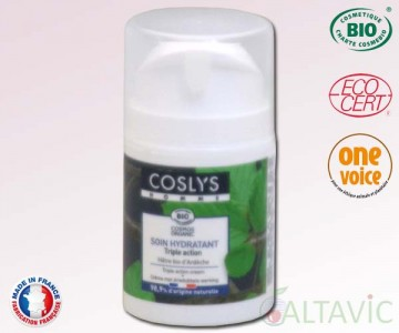 Soin hydratent  triple action