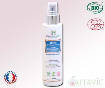 Bio 5 Spray disciplinant antichute